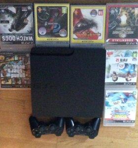 PlayStation 3 с играми