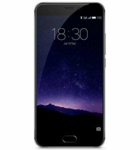 Смартфон Meizu MX6 32GB+4Gb Grey/Black