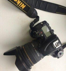 Nikon d7100, sigma 50 1.4