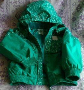 Куртка детская, деми