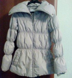 Куртка демисезон 46 размер