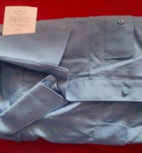 Рубашка с коротким руковом ,торг уместен