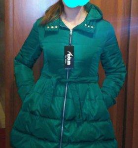Новая Куртка демесизонная
