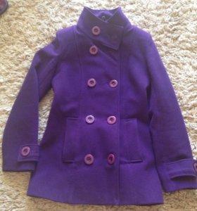 Пальто для девушки школьницы
