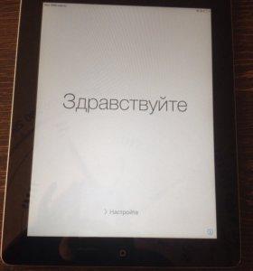 iPad 2 заблокированный