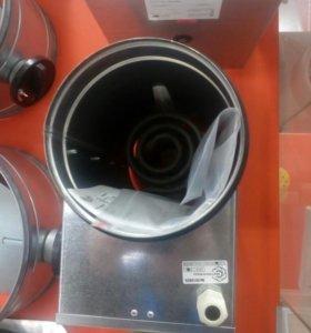 Канальный электрический нагреватель