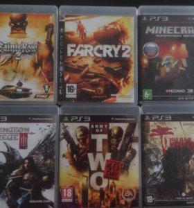 PlayStation 3 игры PS3