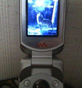 Сотовый телефон Sony Ericsson W300 i