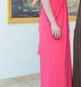Вечернее платье. Платье на выпускной или свадьбу