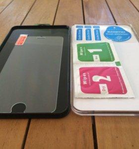Защитные стекла для iPhone 5-6