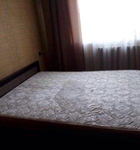 Кровать 2-ух местная