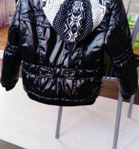 Продам новую Куртку на мальчика 3-4 лет