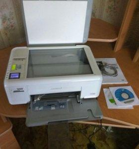 принтер HP Photosmart C4283 Series