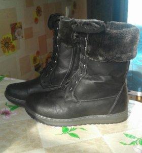 👢Зимние ботинки