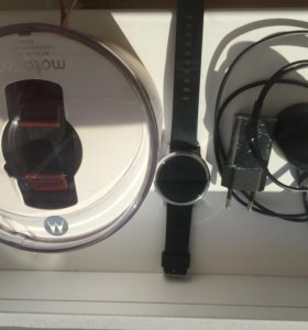Часы Moto 360 2gen 46 mm