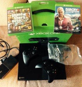 Игровая приставка Xbox One 500 гб.