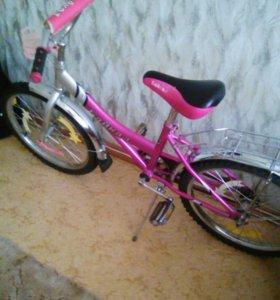 Велосипед детский подросковый