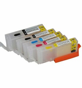 Картриджи ПЗК цветные для принтеров Canon