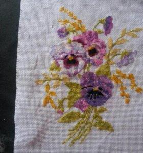 Готовая вышивка крестиком