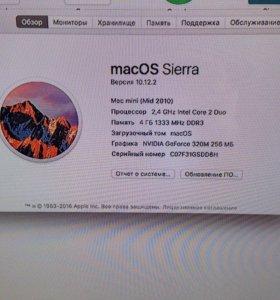 Mac mini mid 2010