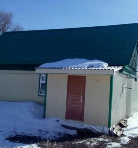 Продается дом в селе Старотураево