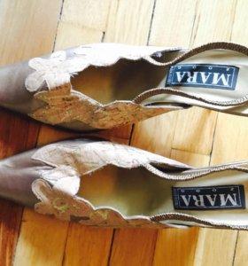 Туфелечки MaxMara
