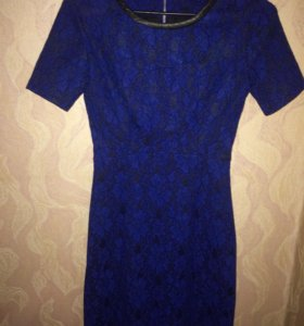 Платье на подростка размер34