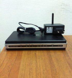 Маршрутизатор беспроводной ADSL D-Link 2640U