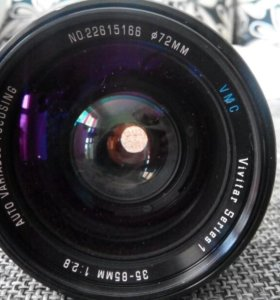 35-85/2,8 для Canon EOS