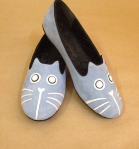 marc jacobs cat shoes(оригинал)