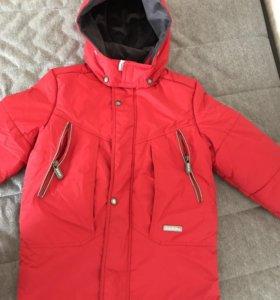 Зимняя куртка для мальчика КЕRRY