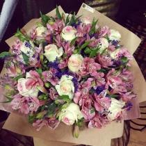 цветы эквадор от 100р