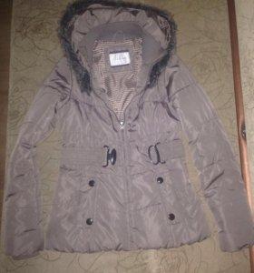 Куртка весна /осень ( тёплая зима)
