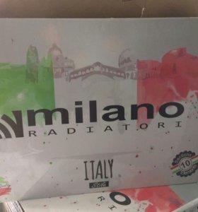 Радиаторы биметаллические Milano