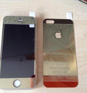 Стекло для iPhone 5/5S