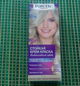 🆕Краска для волос Palette/блонд