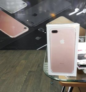 Продам гарантийные айфоны 7 и 7+ (32,128,256)