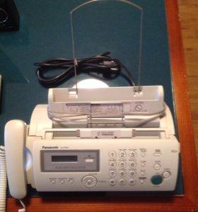 Факс Panasonic KX-FP 207