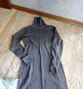 Платье кофточка