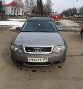 Audi A6 C5 allroad quatro