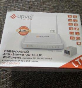 4g LTE Роутер UPVEL