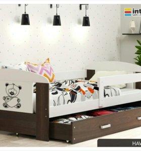 Новая кровать 160х80