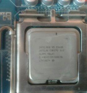 Процессор Intel E4600 core 2 duo 2.40 ghz