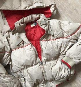 Пуховик куртка зимний в о/с Colins S S-M