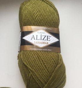 Пряжа Alize lanagold classic