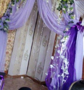 Свадьба и все для нее