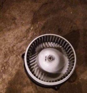 вентилятор Шевроле Каптива