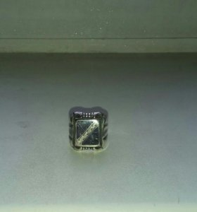 Печатка серебренная мужская
