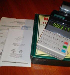Кассовый аппарат Меркурий-115К версия 01 с ЭЛКЗ