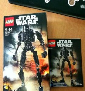 Коллекционное Лего Star Wars K-2SO